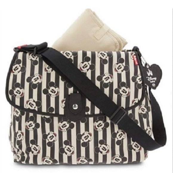 Babymel Handbags - BabyMel Disney Diaper Bag